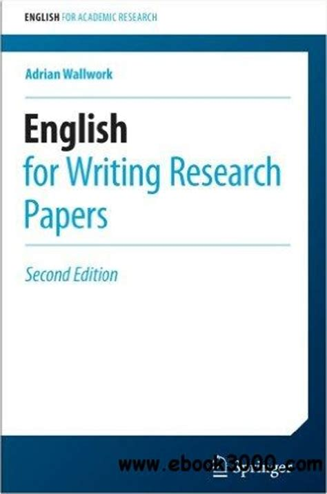 How to write an introduction for an english research paper